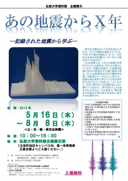 (完成)企画展示2013