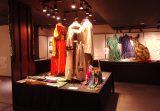 第22回企画展関連イベント カンガ布の着方・使い方ワークショップ「布で装う」が開催されました